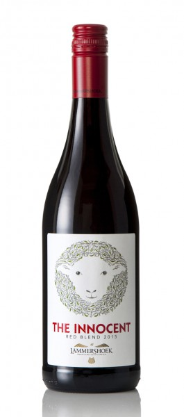 THE INNOCENT - RED BLEND 2015